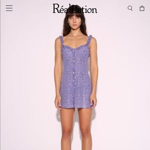 Realisation Par dress. Never worn.